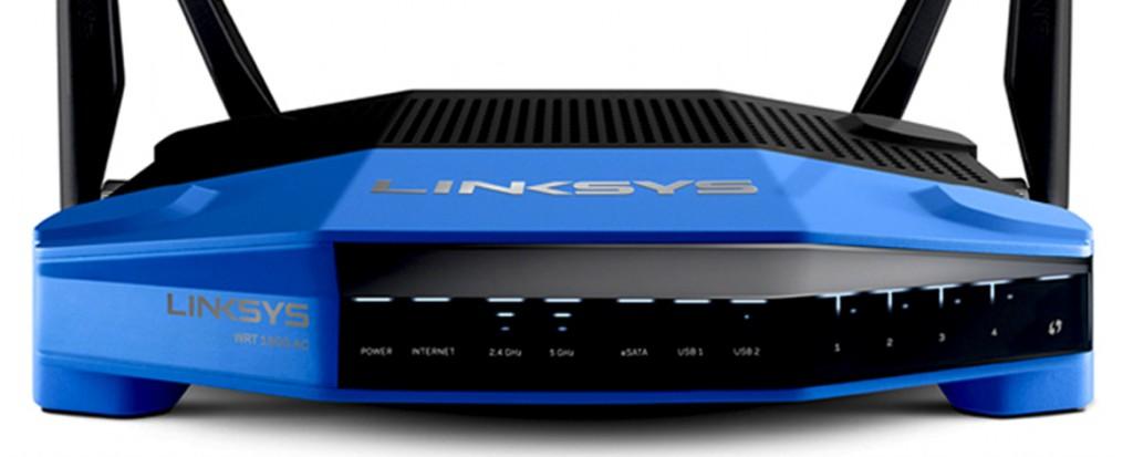 linksys wrt1900ac wireless ac router gadget reviews