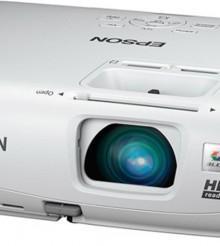 Epson PowerLite Home Cinema 750HD 3LCD Projector