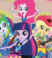 My Little Pony Equestria Girls: Rainbow Rocks (Blu-ray)