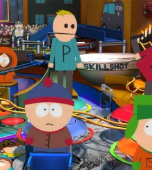 Zen Pinball 2: South Park Pinball (PS4)