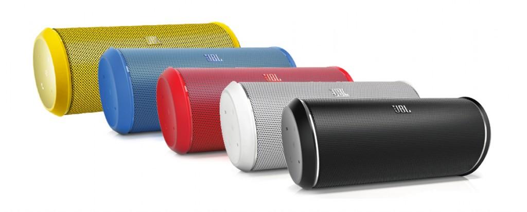 JBL Flip 2 Wireless Bluetooth Speaker