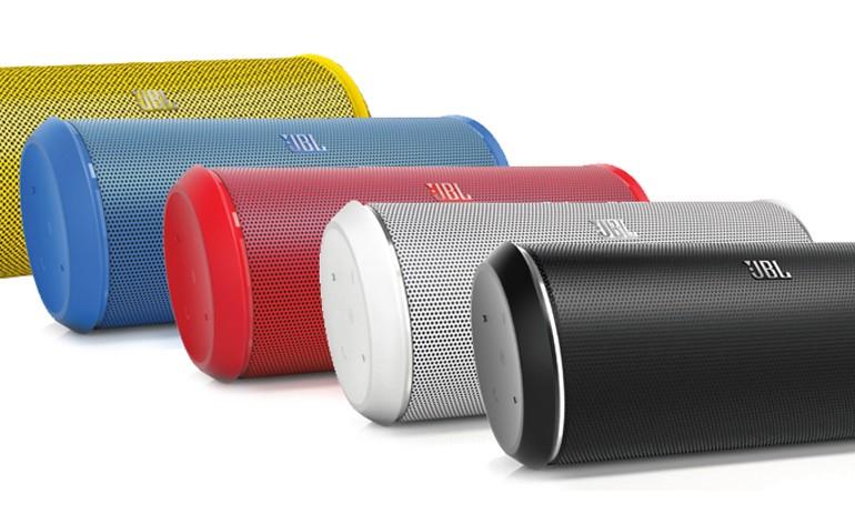 The JBL Flip 2 Portable Wireless Speaker