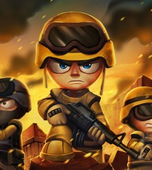 Tiny Troopers: Joint Ops (PS4, PS3, Vita)