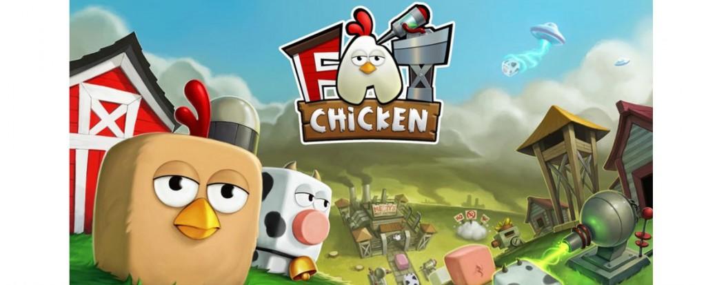 Fat Chicken (iOS, Steam)