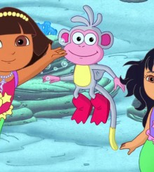 Dora's Mermaid Adventures Collection (DVD)