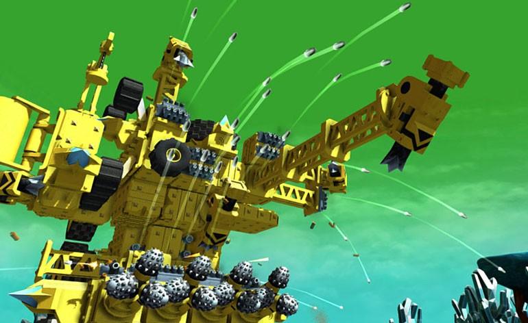 скачать игру Terra Tech через торрент - фото 8