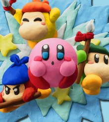 Kirby and the Rainbow Curse (Wii U)
