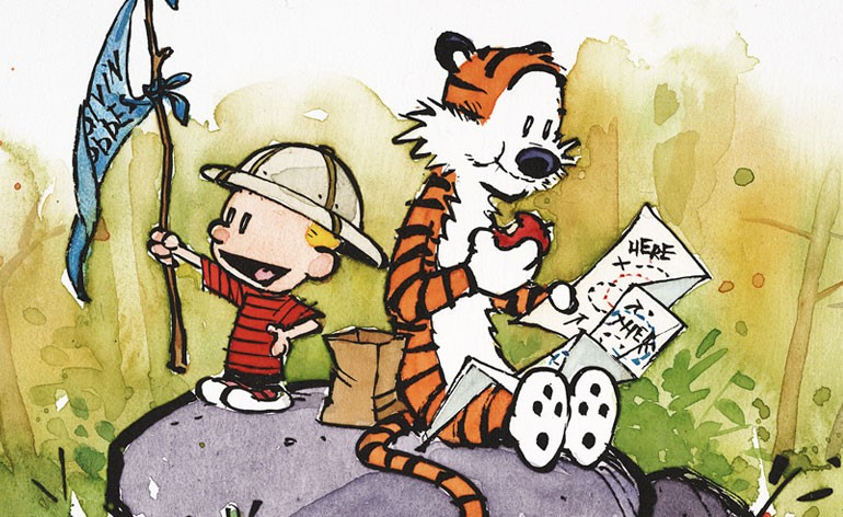 calvin and hobbes complete collection pdf
