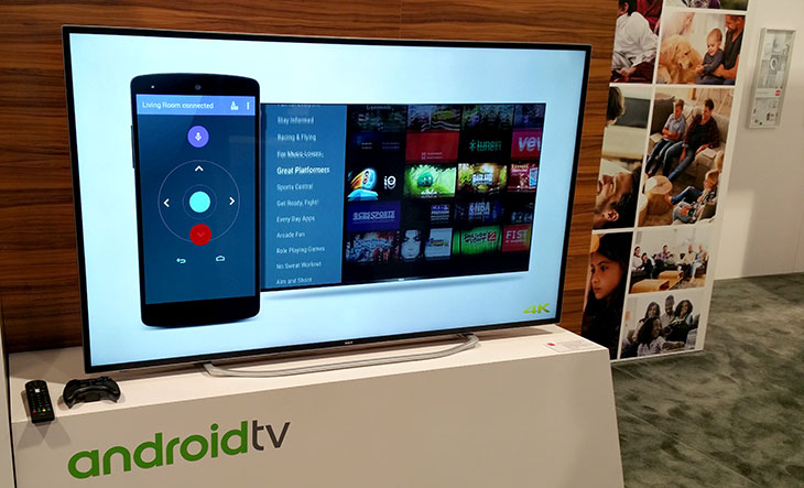 tech feature ces  rca old brand learning new tricks