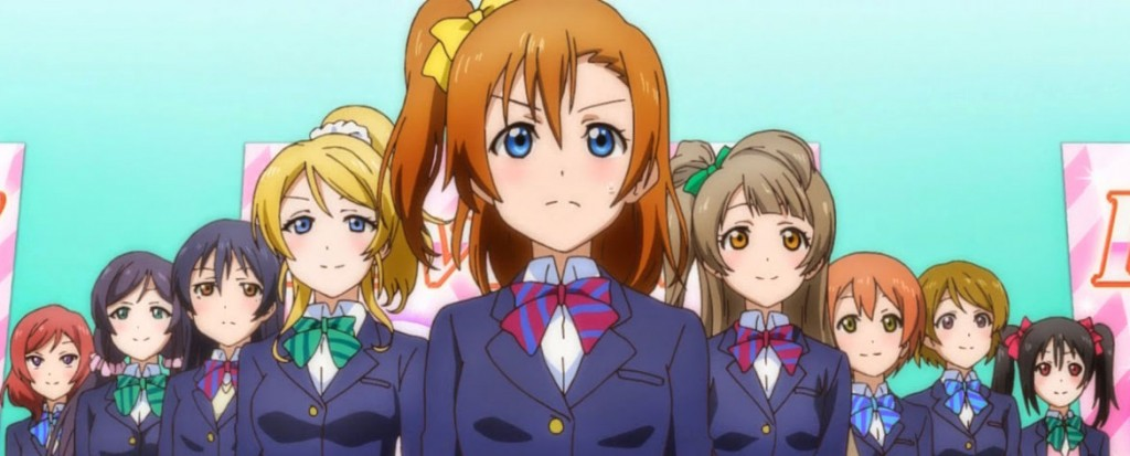 100+ Love Live School Idol Project Season 2 Episode 02 HD