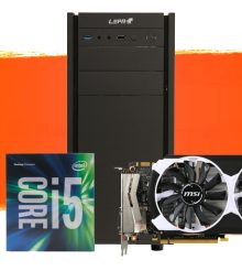 Our Newest PC: We Build a Attainable Gaming Rig