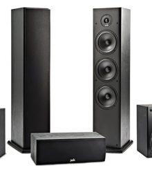 Polk T Series + PSW111 Speaker System