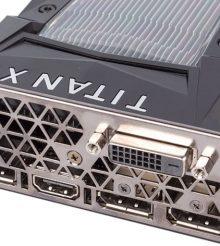 Nvidia Titan X Pascal Graphics Card