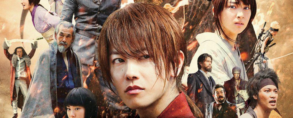 Rurouni Kenshin Part II: Kyoto Inferno (Blu-ray)
