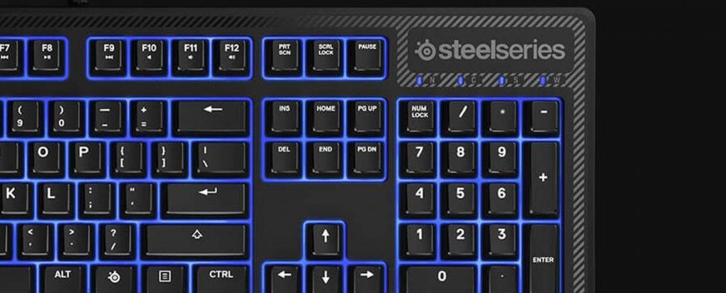 SteelSeries Apex 100 Gaming Keyboard