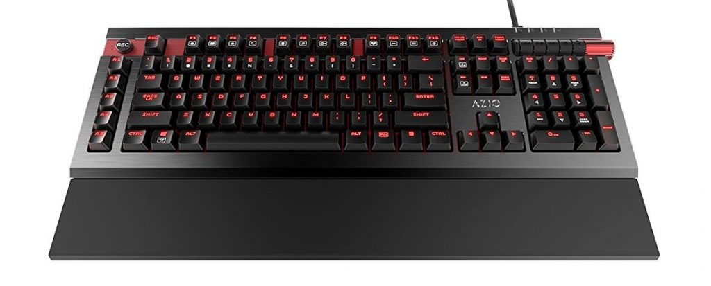 Azio ARMATO Mechanical Gaming Keyboard