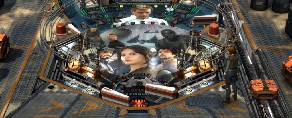 Zen Pinball 2: Rogue One