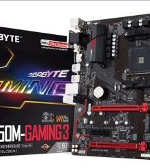 Gigabyte AB350M-Gaming 3 AM4 Motherboard