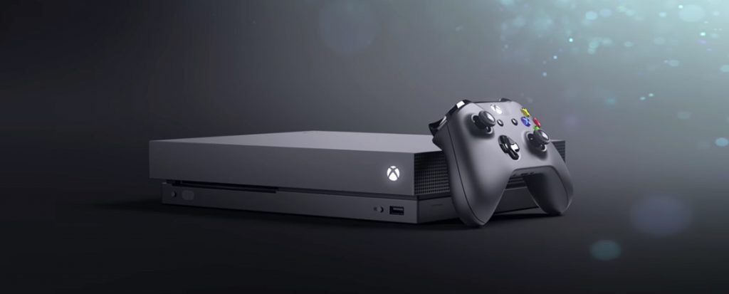 E3 2017: Much Ado About the Xbox One X