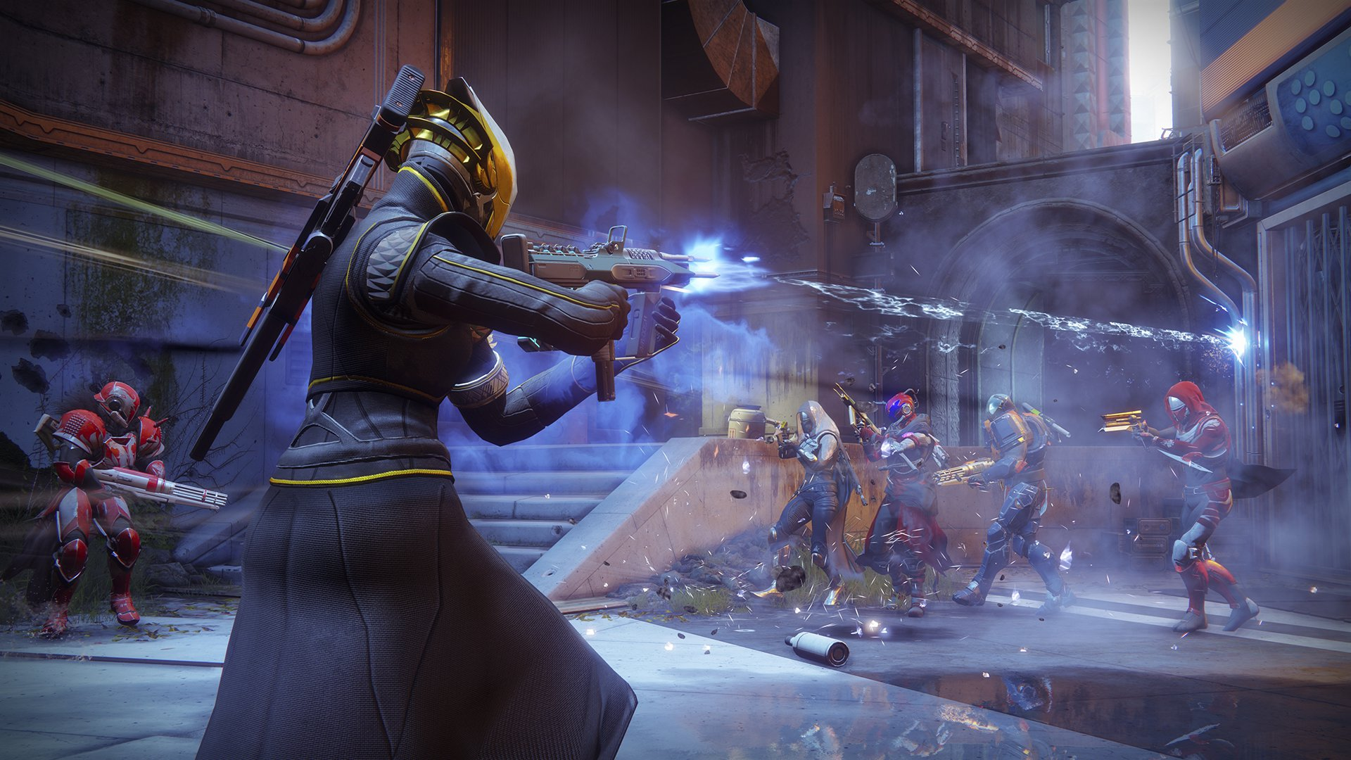 Destiny Dance Gif: Destiny 2 Beta Game Previews