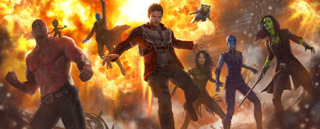 Guardians of the Galaxy Vol. 2 (4K Blu-ray)