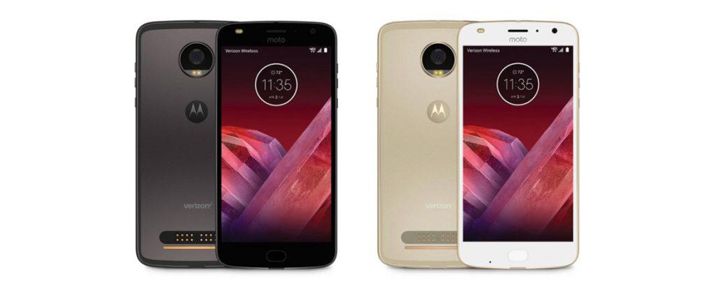 Motorola Moto Z2 Play Smartphone