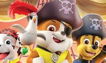 PAW Patrol: The Great Pirate Rescue (DVD)