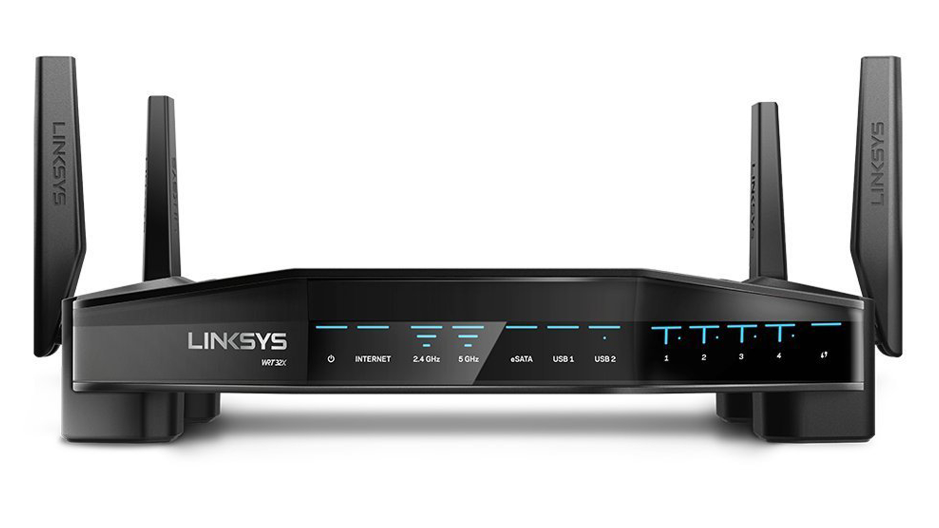 linksys wrt32x gaming router gadget reviews popzara press