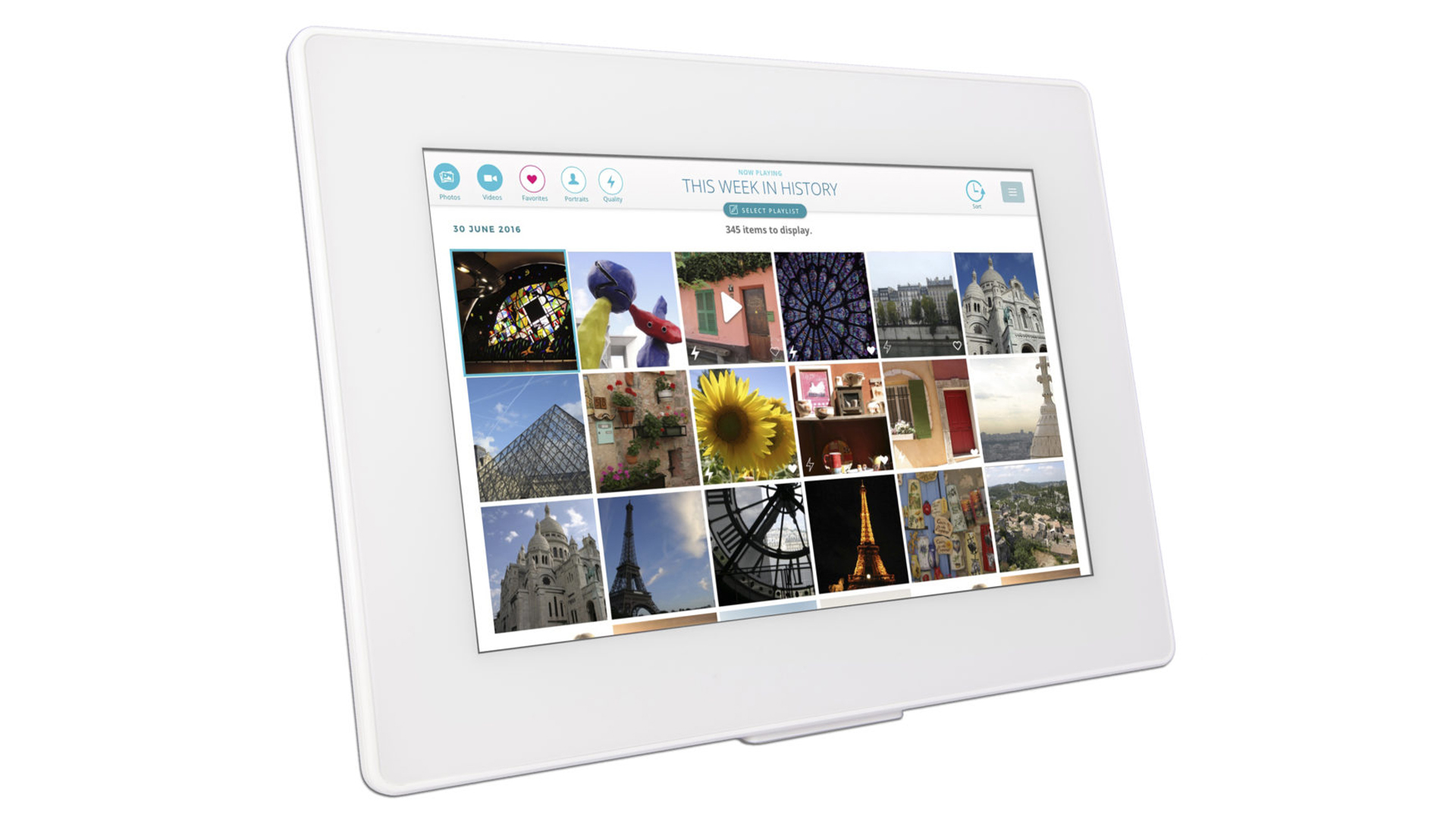 PhotoSpring Digital Photo Frame Gadget Reviews | Popzara Press