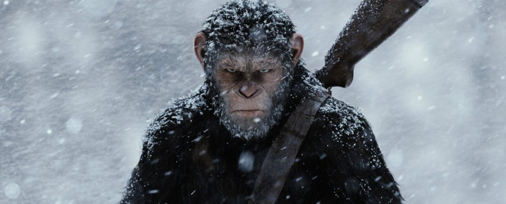 War for the Planet of the Apes (4K Blu-ray)