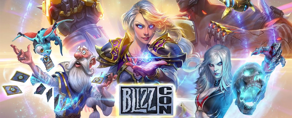 BlizzCon 2017 Virtual Ticket Experience