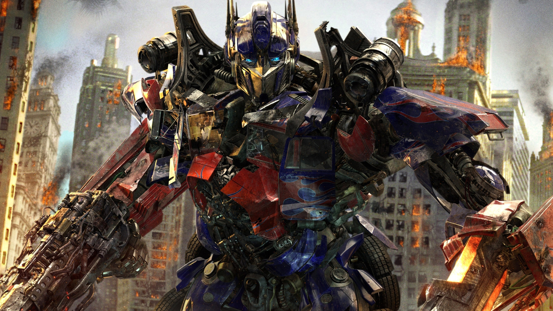 Transformers: Dark of the Moon Blu-ray/DVD Reviews ...