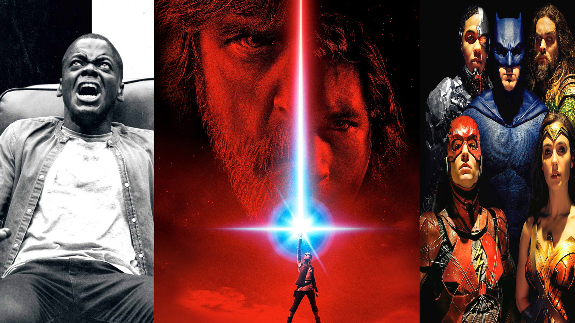 The Best and the Rest: Movies We Loved and Hated in 2017