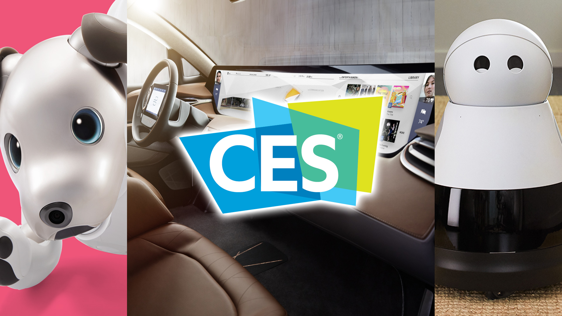 CES 2018 Roundup: Robot Companions, Modular TVs, and Our Voice-Assisted Future