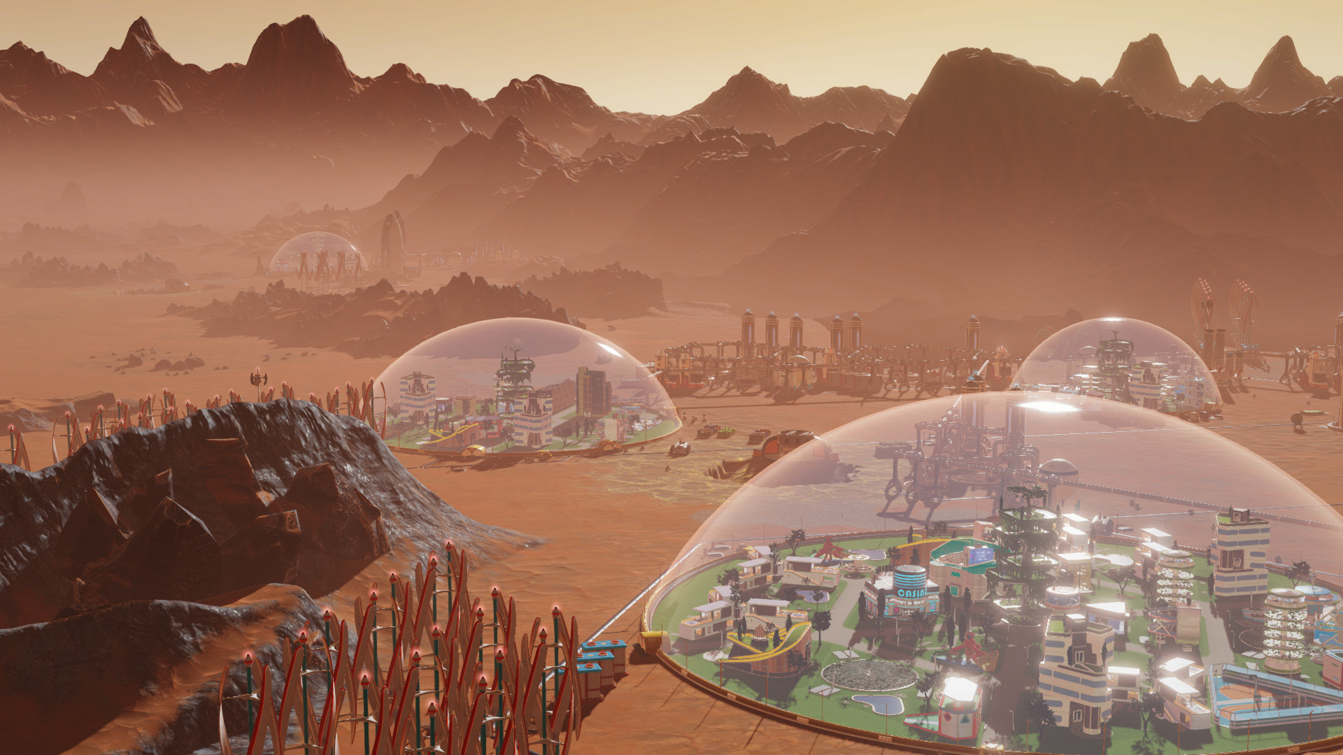 Surviving Mars: Digital Deluxe Edition 2018 pc game Img-1