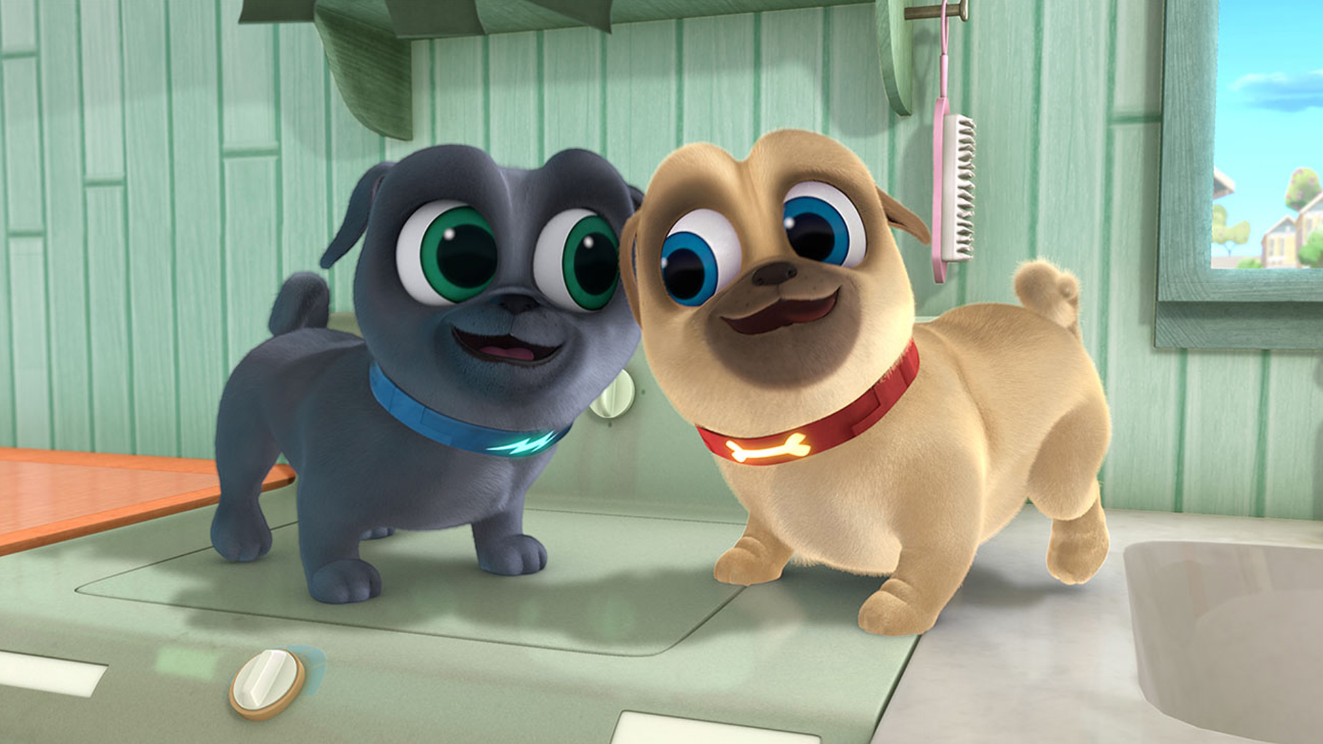 Puppy Dog Pals: Going on a Mission