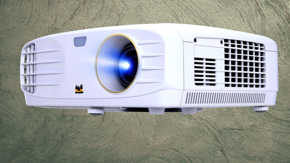 ViewSonic PX727-4K Ultra HD DLP Home Projector