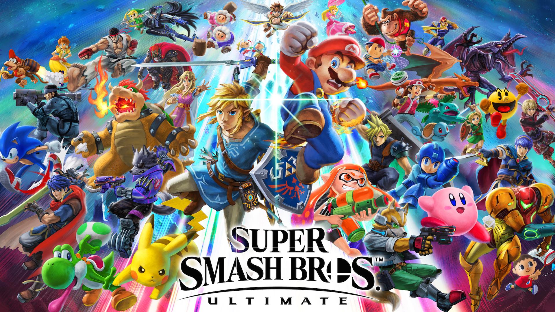 E3 2018: Nintendo Shows Smash Bros. Ultimate, Fortnite, Pokémon Switch