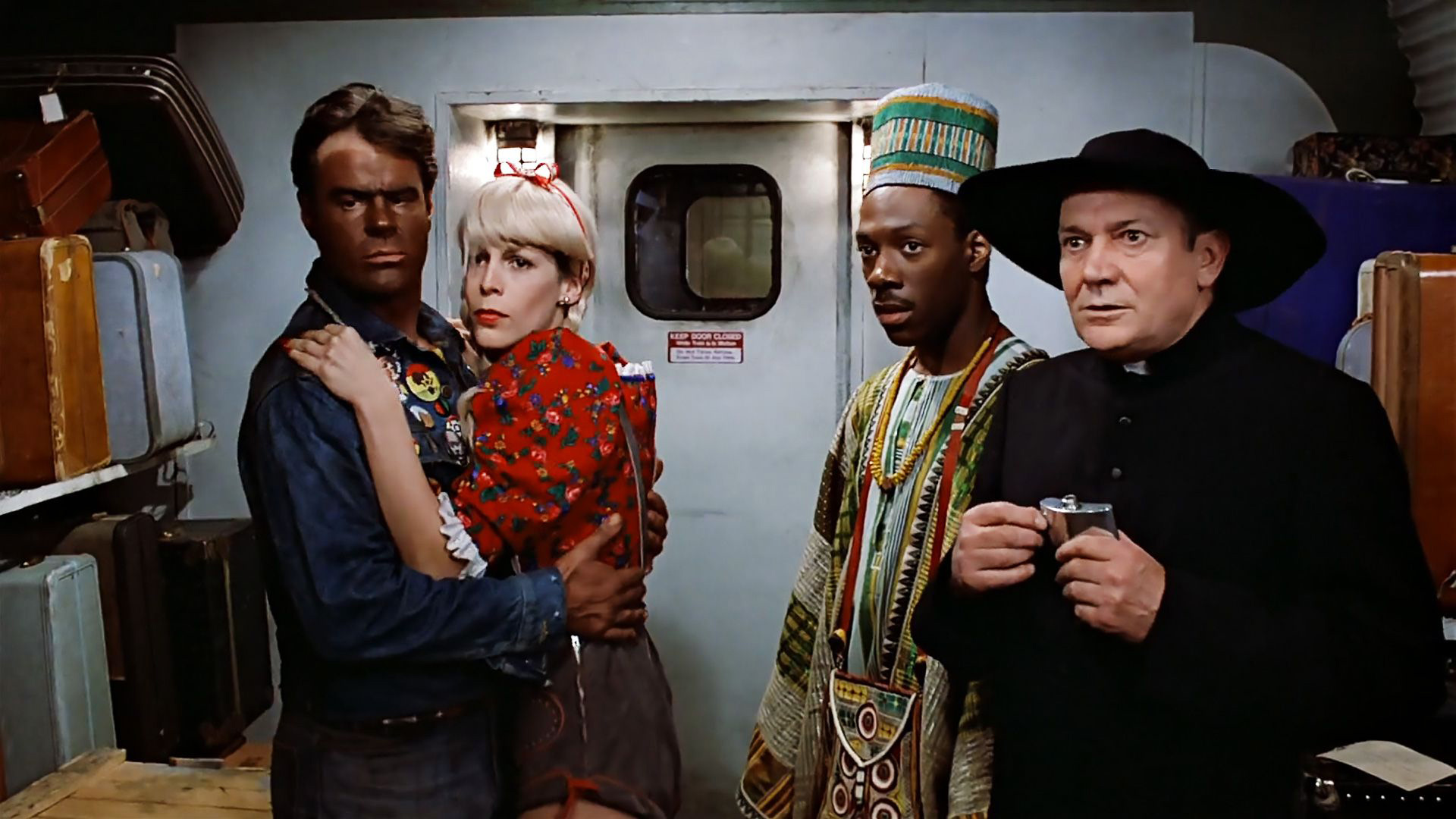 trading places movie review Trading places is one of the best comedies of the 80's and maybe ever it's my personal favorite eddie murphy film and probably tied for my favorite dan aykroyd and john landis film(the other of .