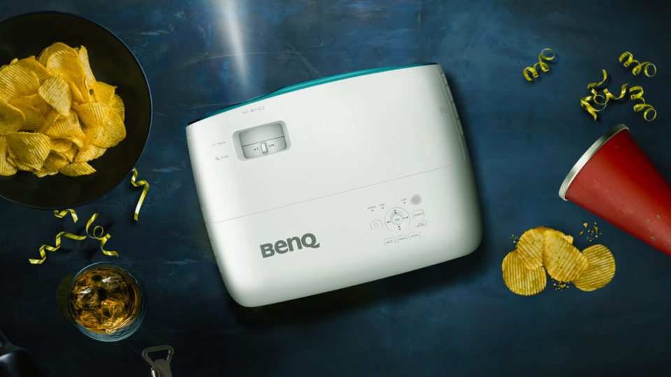 BenQ TK800 4K DLP Projector