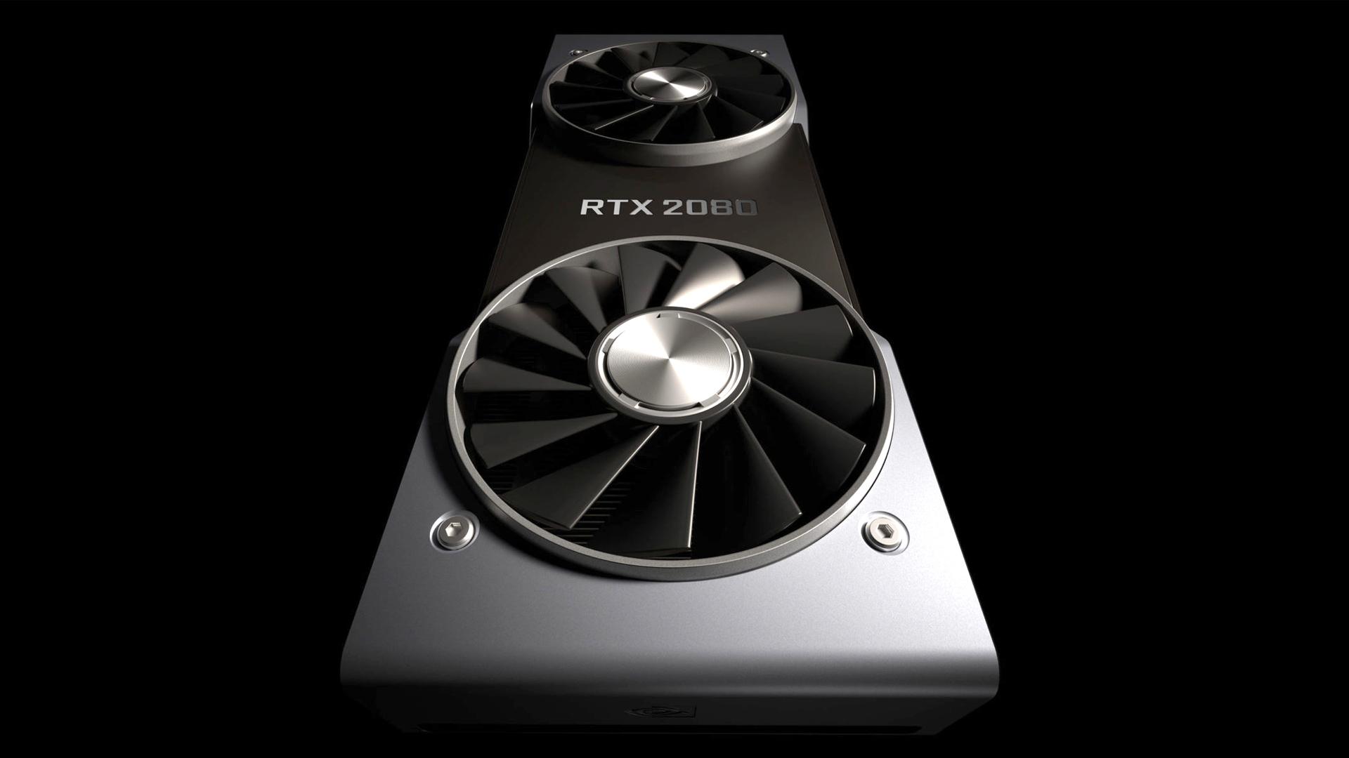 NVIDIA GeForce RTX 2080 Graphics Card