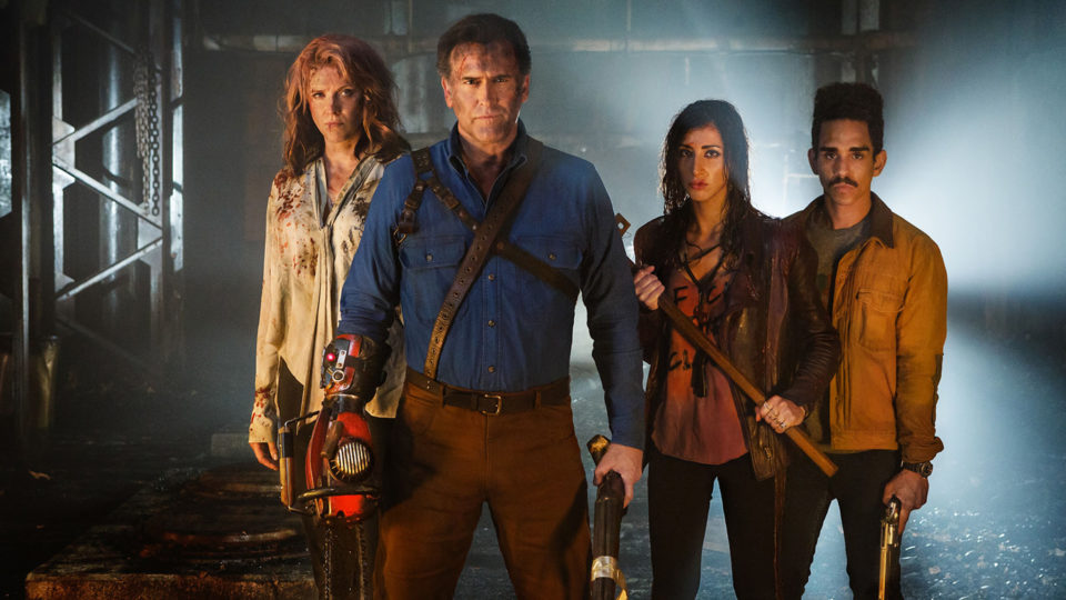 Ash vs Evil Dead: The Complete Collection