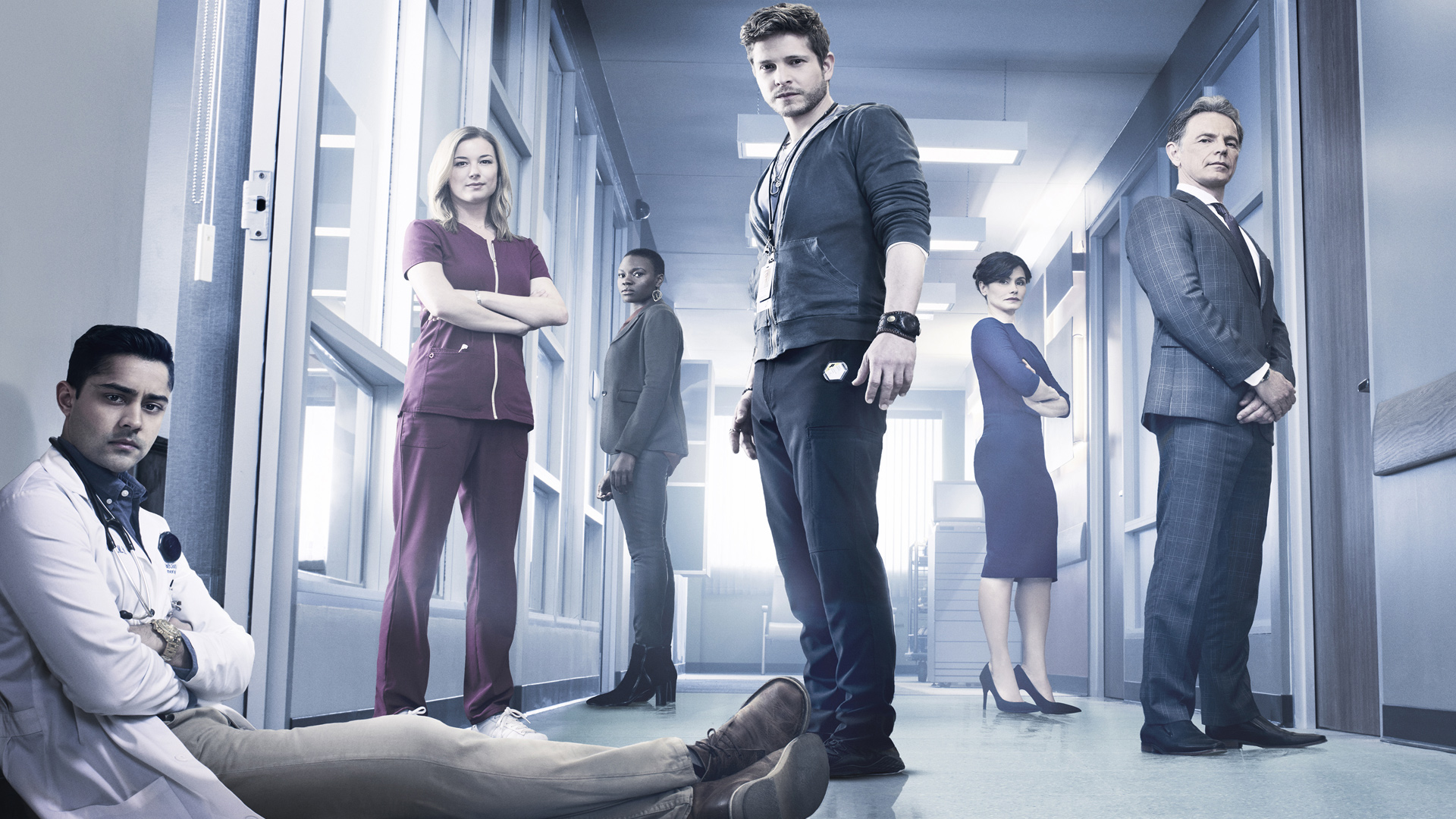 The Resident: The Complete Season One