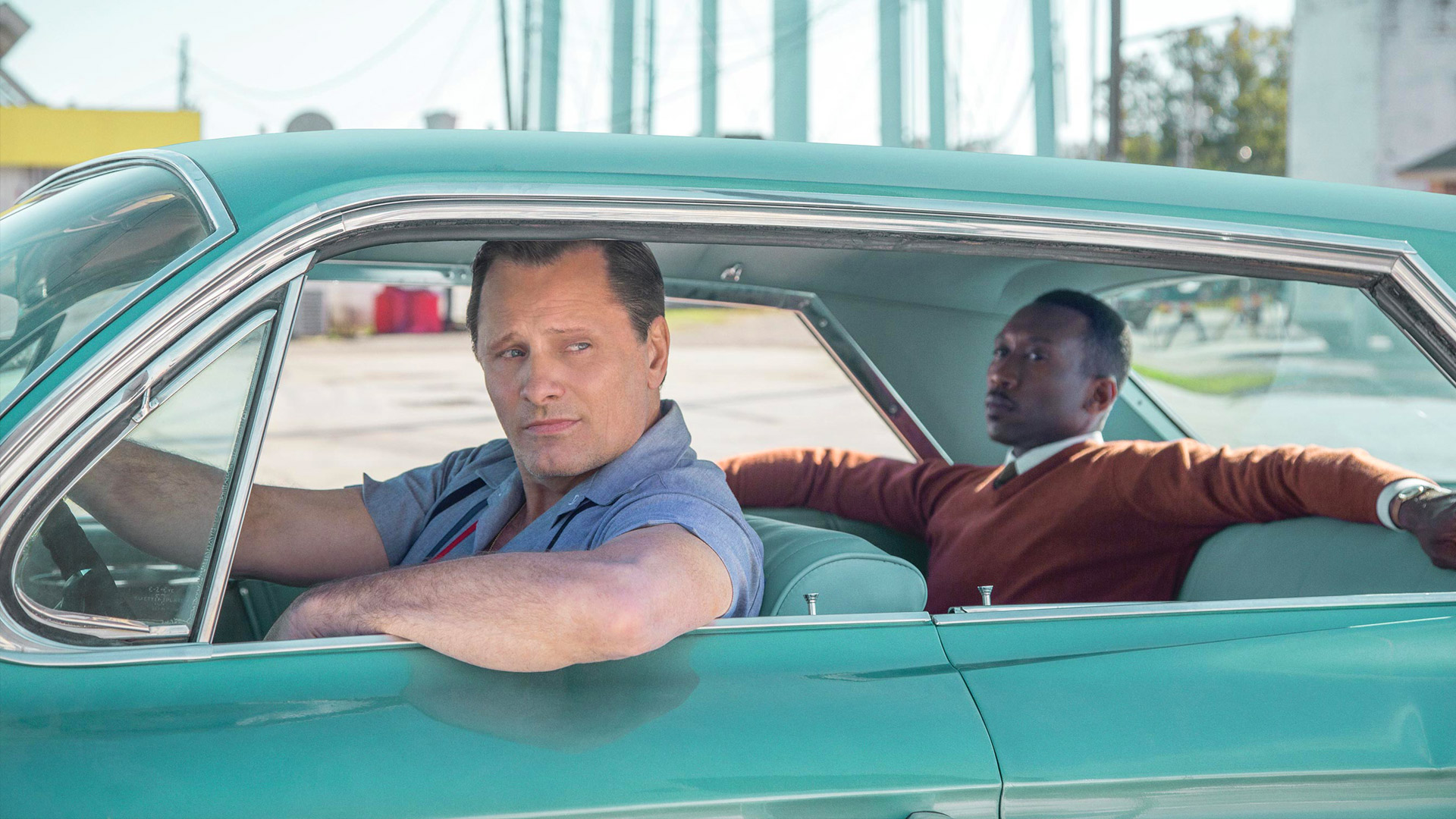 Green Book (2018) Movie Reviews