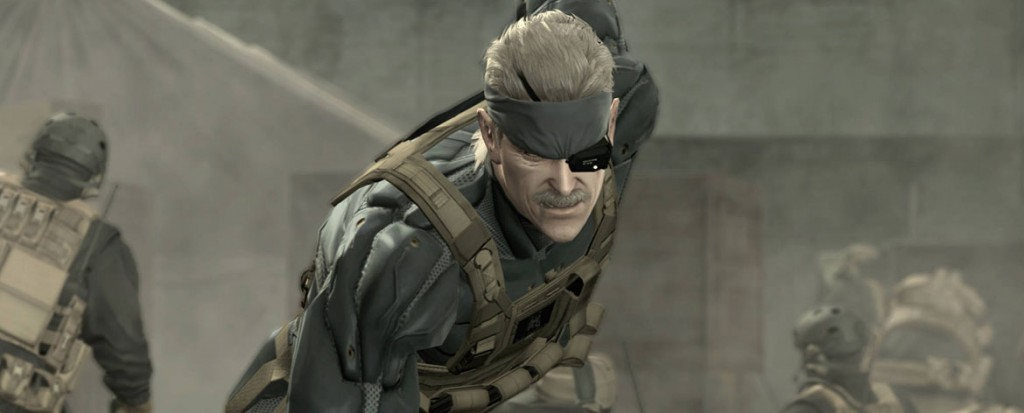 Metal Gear Solid 4: Guns Of The Patriot (PS3)