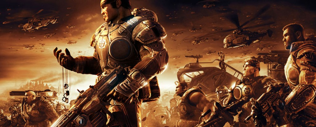 Gears Of Wars 2 (Xbox 360)