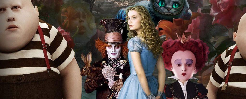 Alice In Wonderland 2010 Movie Reviews Popzara Press