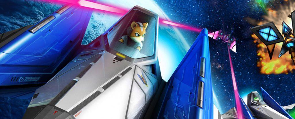Star Fox 64 3D (3DS)