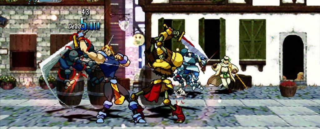 Guardian Heroes (Xbox 360)
