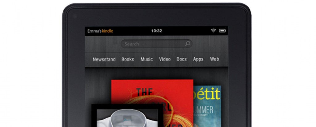 Amazon Kindle Fire Tablet (2011)
